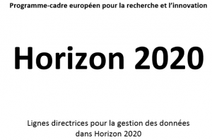 Recommadations H2020