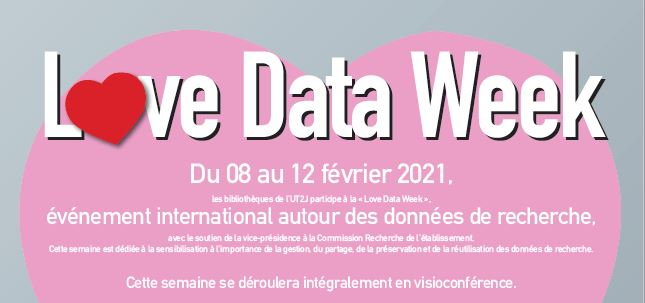 On aime les données à L'UT2J !